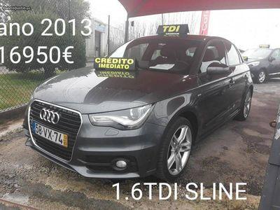 second-hand Audi A1 1.6TDI 105CV SLINE