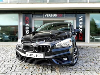 usado BMW 218 Active Tourer D Sport Line Auto