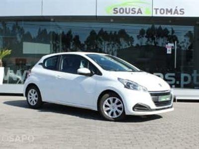 usado Peugeot 208 1.6 BlueHDi Style (75cv) (3p), Diesel