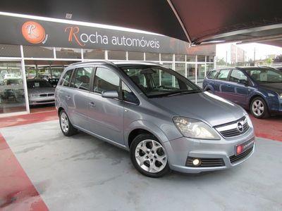 usado Opel Zafira 1.9 cdti 150cv