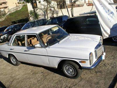 usado Mercedes 240 Diesel Autom 1974