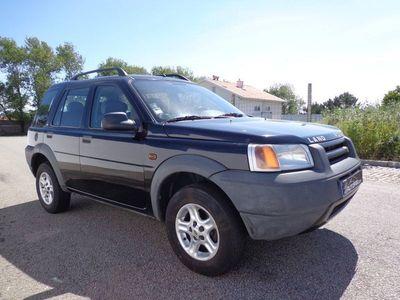 used Land Rover Freelander ---