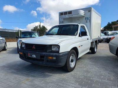 usado Mitsubishi L200 Frio Garagem