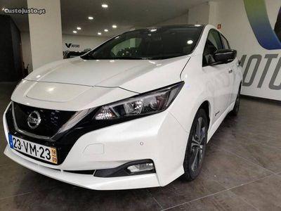 usado Nissan Leaf 40 KW N-Conecta