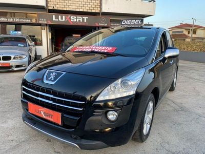 usado Peugeot 3008 2.0hdi Hybrid4 200cv de 2013 GPS Led
