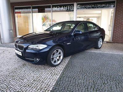 usado BMW 520 EXECUTIVE GPS PROF.