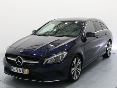 used Mercedes CLA180 Shooting Brake D Auto Urban GPS LEDS