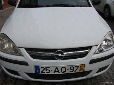 brugt Opel Corsa 1.3-cdti-van 2005