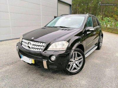 usado Mercedes ML320 AMG Edition
