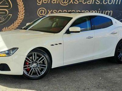 usado Maserati Ghibli ---