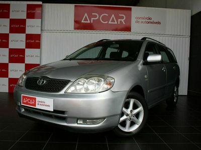 usado Toyota Corolla SW 1.4 Sol AC