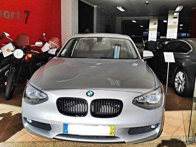 usado BMW 118 d Caixa Automática - NACIONAL - 50.000 Kms