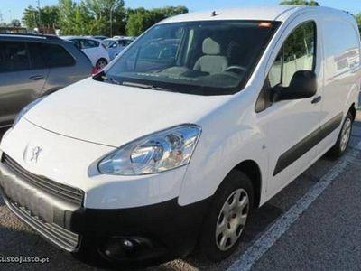 usado Peugeot Partner L1 1.6