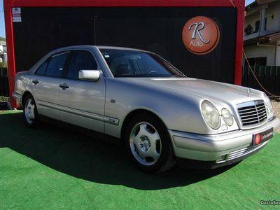 usado Mercedes E200 Avantgarde