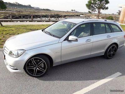 usado Mercedes C250 Avantgarde 204CV