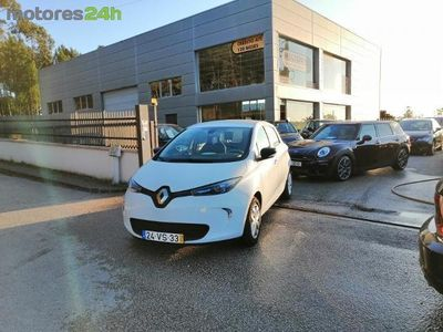 usado Renault Zoe life 40 sem contrato