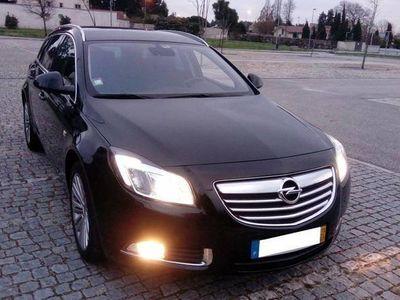 usado Opel Insignia 2.0d Troca/Crédito