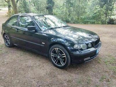 usado BMW 316 Compact Ti GPL