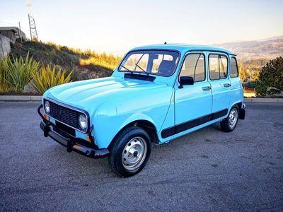 usado Renault R4 GTL