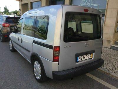 usado Opel Combo 5 Lugares