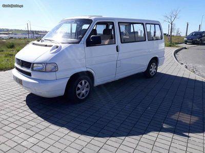 gebraucht VW Transporter 2.5tdi 9lugares