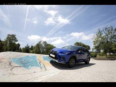 usado Lexus NX300h F Sport 4WD