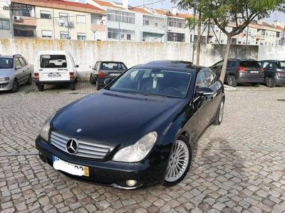 usado Mercedes CLS320 AMG
