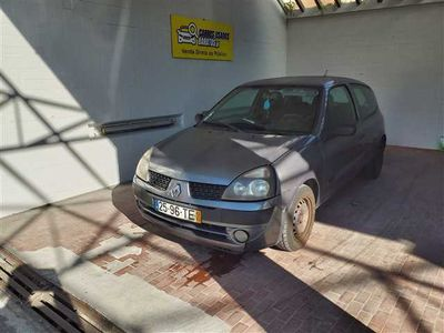usado Renault Clio 1.2 Authentique