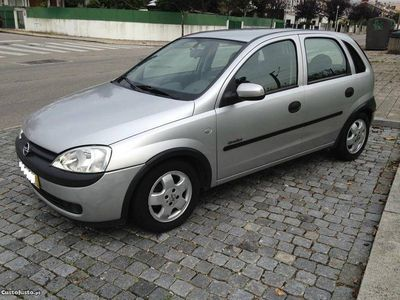 usado Opel Corsa 1.7 DTI / 5 LUGARES -