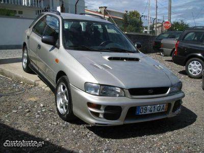 usado Subaru Impreza SW 4X4 1.6i 16v GL 72000KMS