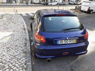 usado Peugeot 206 1600 xsi sport