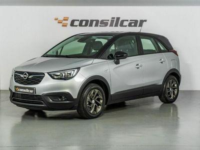 usado Opel Crossland X 1.2 Edition Navi Connect BIFUEL
