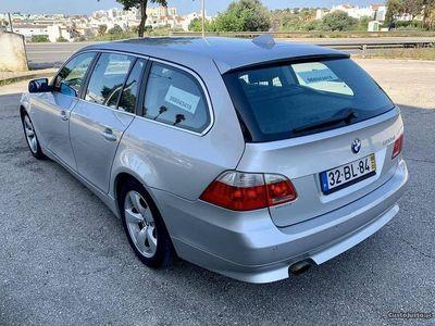 brugt BMW 520 2.0 D Nacional selo barato