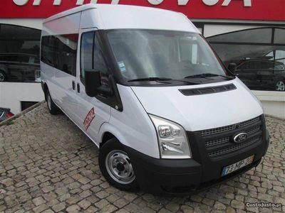 usado Ford Transit Combi 2.2 TDCI Longa