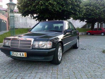 brugt Mercedes 190 2.5 d