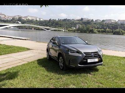 usado Lexus NX300h Executive+