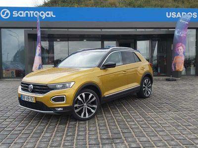 usado VW T-Roc - Usado2.0 TDI Sport DSG 4Motion