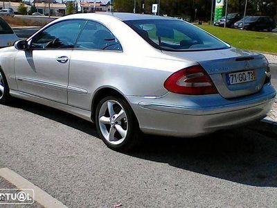 usado Mercedes CLK270 CDI avangard