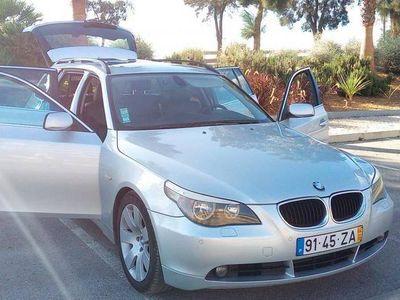 usado BMW 525 177cvTourig imp