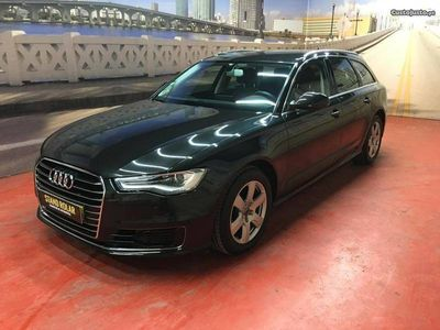 usado Audi A6 Avant S-Tronic GPS