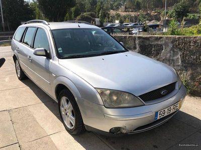 gebraucht Ford Mondeo SW 2.0Tdci Ghia
