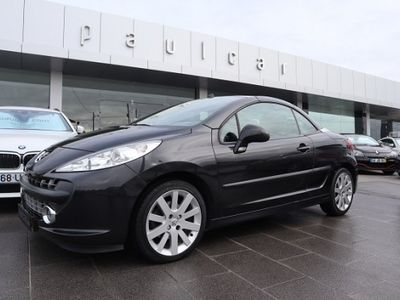 usado Peugeot 207 CC 1.6 Hdi Sport