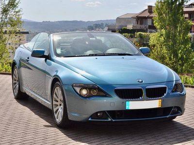 usado BMW 630 Cabriolet I