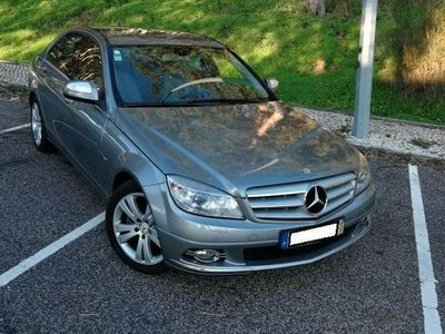 gebraucht Mercedes C220 ClasseCDi Avantgarde BE (170cv) (4p)