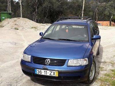 gebraucht VW Passat Tdi 110cv.