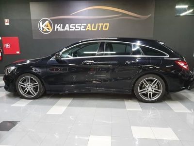 usado Mercedes CLA200 Shooting Brake AMG