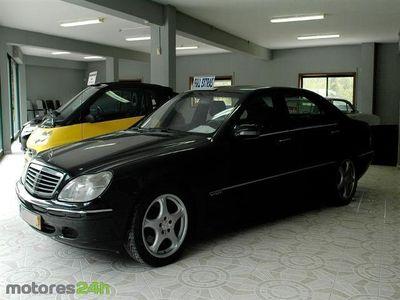 usado Mercedes S600 ClasseLongo