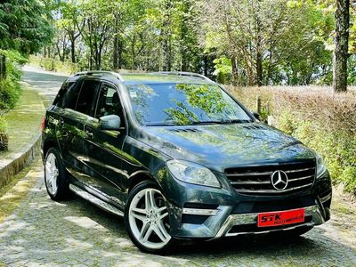 usado Mercedes ML350 AMG NACIONAL