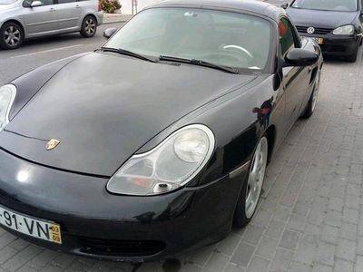 usado Porsche Boxster 2.5