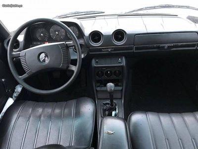 usado Mercedes 200 D Antigo